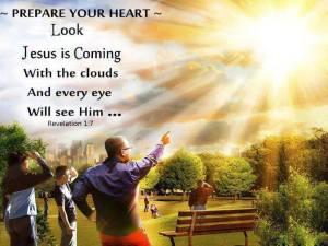 jesuscoming