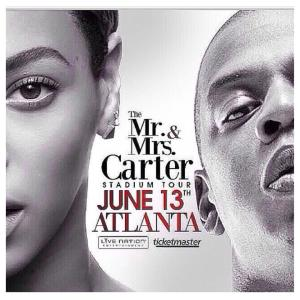 MR AND MRS CARTER