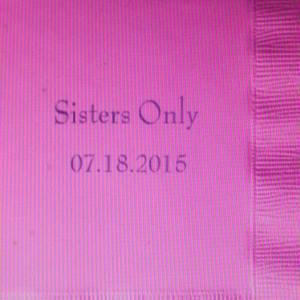 sisters only