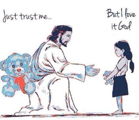 TRUST GOD